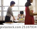 小學生 教師 老師 25107934