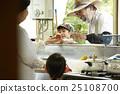 肖像 廚房 媽媽 25108700