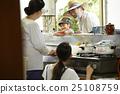 家庭 起居室 生活資料 25108759