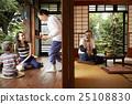 家庭 麦茶 夏 25108830