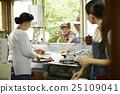 菜餚 做菜 煮飯 25109041