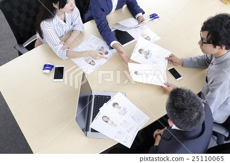 模型鑄造,主角決策,廣告代理,編輯部,研究學校,廣告製作公司 25110065