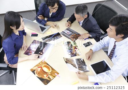 宣傳冊象形文字決定,廣告代理,編輯部,廣告製作公司,旅行社 25112325