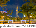 landmark and commercial center of the city Nagoya 25114999