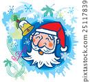 クリスマス サンタクロース 25117839