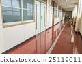 학교 복도 교실 문 25119011