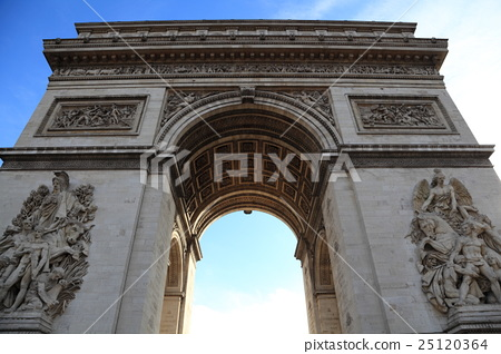 Arc de Triomphe 25120364