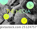 browsing, girl, media 25124757