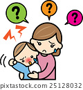 baby, infant, parent and child 25128032