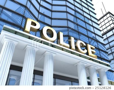Police 25128126