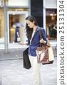 女性 購物 全鎮 25131304