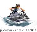 摩托艇 人類 人物 25132814