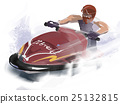 摩托艇 人类 人物 25132815