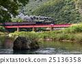 山口 蒸汽機車 鐵橋 25136358