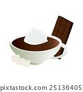 Hot chocolate 25136405