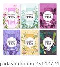 herbal, tea, banner 25142724