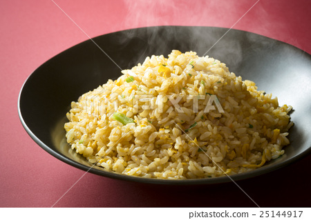 Fried rice with fried rice 25144917