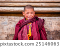 The little boy smiling of buddhist novice monks 25146063