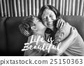 Parents Love Son Bliss Words Graphic Concept 25150363