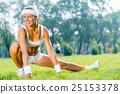 park, woman, sport 25153378