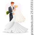 couple vector beautiful 25155031