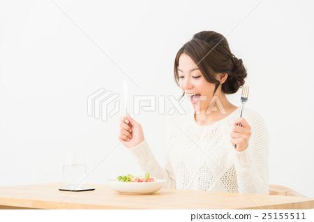 식사 이미지 (여성) 25155511