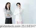 两个年轻女人 25156347