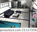 거실, 리빙룸, 리빙 25157308