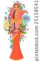 girl, india, indian 25158541