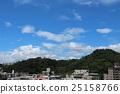 藍天 白雲 晴天 25158766