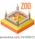 fox, zoo, animal 25160072