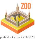 zoo, wolf, animal 25160073