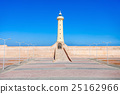 Lighthouse in Rabat 25162966