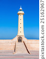 Lighthouse in Rabat 25162967