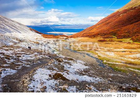 Ushuaia from Martial Glacier 25163829