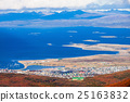 Ushuaia from Martial Glacier 25163832