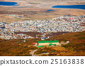 Ushuaia from Martial Glacier 25163838