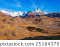Fitz Roy mountain, Patagonia 25164370