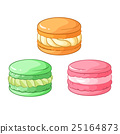 顏色 多彩 甜點 25164873