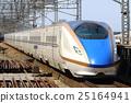 bullet train, shinkansen, hokuriku shinkansen 25164941