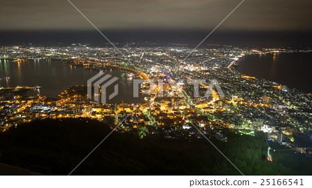 北海道函館夜景 25166541