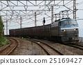 東海道本線 貨運列車 火車頭 25169427