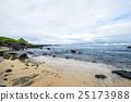 考艾島 海灘 夏 25173988