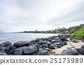 考艾島 海灘 夏 25173989
