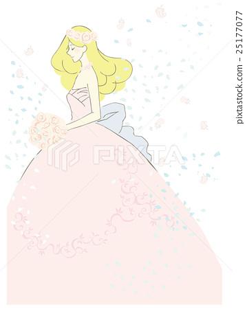 新娘 婚禮 結婚禮服 25177077