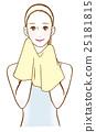 毛巾 护肤 保养 25181815
