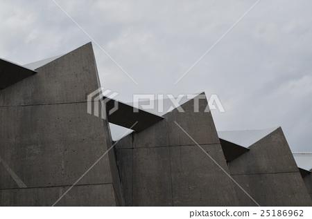 現代建築:群馬音樂中心 25186962