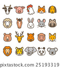 animal, animals, icon 25193319