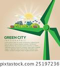 绿色 生态 地球 25197236