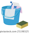 bucket, buckets, vector 25198325